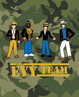 The Eyy-Team by UrLogicFails