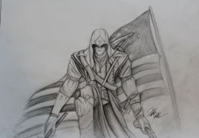Assassins Creed 3 by Pajaga