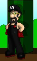 Marioized Me by Xprinceofdorknessx