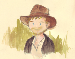 Indiana Jones by whosname