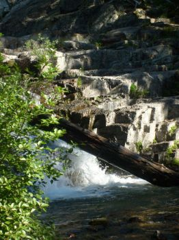 Twin Falls 1.5 by Aredith