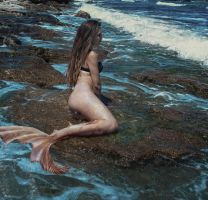mermaid 1 by vanesagarkova