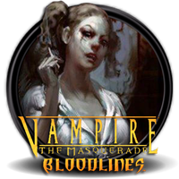Vampire the Masquerade - Bloodlines by Sensaiga