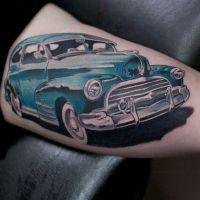 Chevy fleetwood by norberthlsz