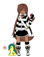 Pokemon Trainer Lailah by Danerboots