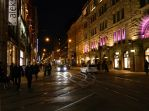Aleksanterinkatu in the evening by MissLumikki