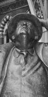 Status of Sir John Betjeman by drouch