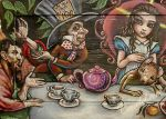 last teaparty left by cannibol