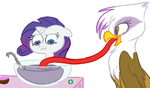 Gilda stop that. by Elslowmo