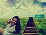 Stairway to Heaven or Highwell to Hell by isam204