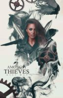 Wattpad Cover 07 | Amongst Thieves by LotteHolder