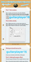 LBP Sticker Signature Tutorial by guitarplayer16