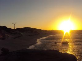 Rottnest Sunset I by Squiddgee7734