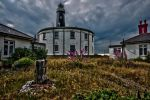 The lighthouse garden by forgottenson1