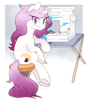 commission for Chibi-pets by ILightningStarI