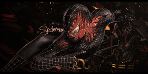 Spiderman by M-C4D
