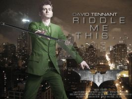 Batman III-The Riddler by Gato-Chico