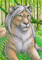 ACEO for Olven by Dragarta