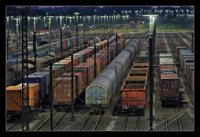 Classification Yard Maschen by cody29