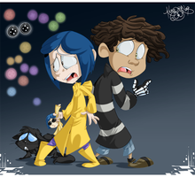 Coraline by cloudbabykc