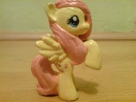 mini fluttershy by lemonkylie