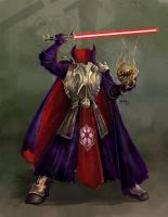 Hessian Sith by Ivanuss