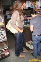 Tia Carrere bookstore by lowerrider