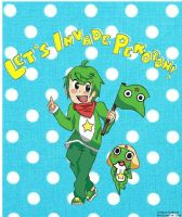 Keroro Presents: Let's Invade Pekopon! by Shimasteam2112