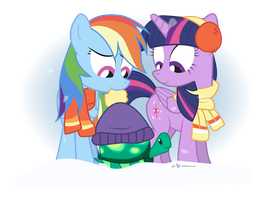 Wintertime Tank by dm29