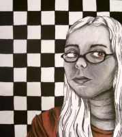Checkers by tearusapart