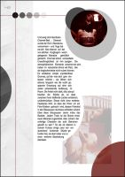 lifestyle magazine layout by 4Sunshine