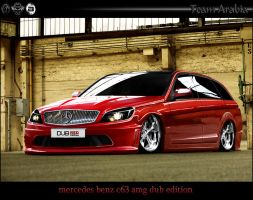 WTB2008 Mercedes DUB by Yzn90
