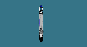 10th Doctor Sonic Screwdriver by Onemadmax