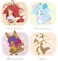 Hopkins Set Price adopts [2/4 OPEN] by mamechii