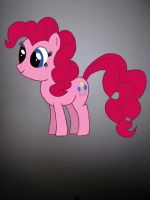 Pinkie Pie Drawthing by I-am-the-20-percent