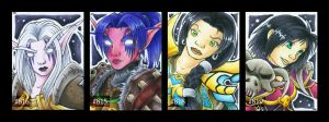 WoW-Characters of Merinid by Merinid-DE