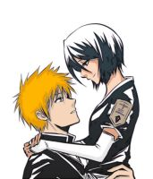 i love you rukia by Bleach-Fairy