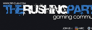 trP Gaming Banner by MadDesign