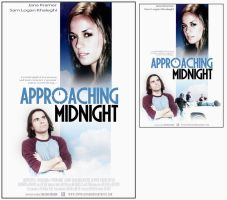 'Approaching Midnight' Poster by meddelem