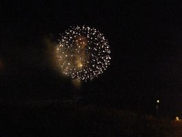 Kentucky Fireworks 2011 .1 by dysphoriah