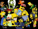 The Simpsons by whiteypro