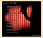 Always With Me by damina