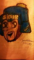 I Am Who I Am - SkooB 7/31/15 by SkoobyForever