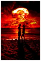 Nuclear Love by sergiomatico