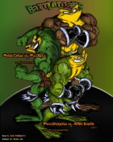 Battletoads by Lopezjr