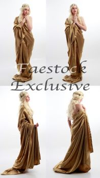 Gold Exclusive by faestock