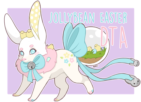 OPEN | Jollybean Easter DTA by dreamywren