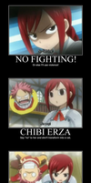 Fairy Tail mot 4-7 Erza by DDFawulGuy