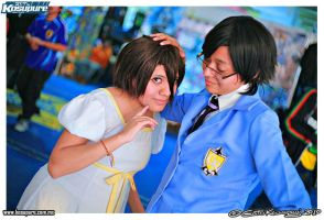 You'll never change, Haruhi.. by PrinceLelouchLowell