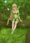HM - Forest Fairy by ABShii